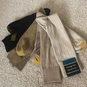 Other - Cotton dress socks for men 4 - pack